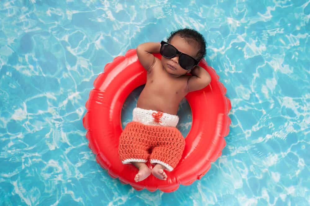 best baby swimming floats