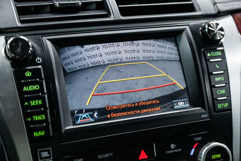 Best Reversing Camera Kits Australia