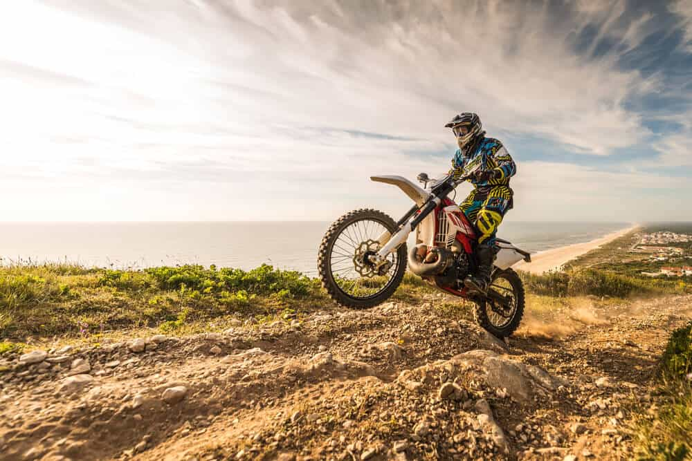 best dirt biking tours