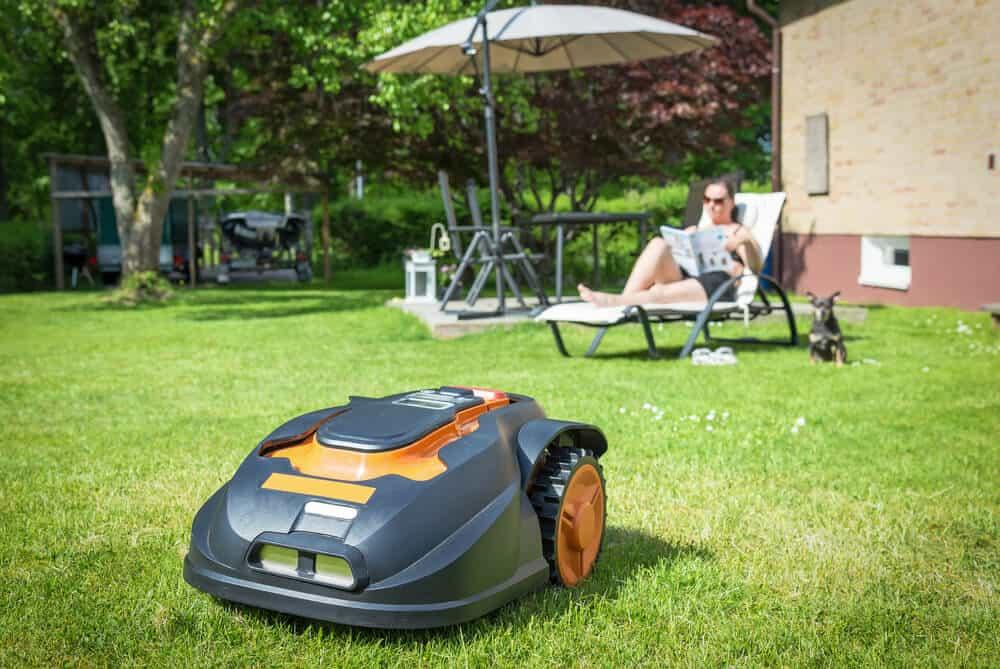 best robotic lawn mowers australia