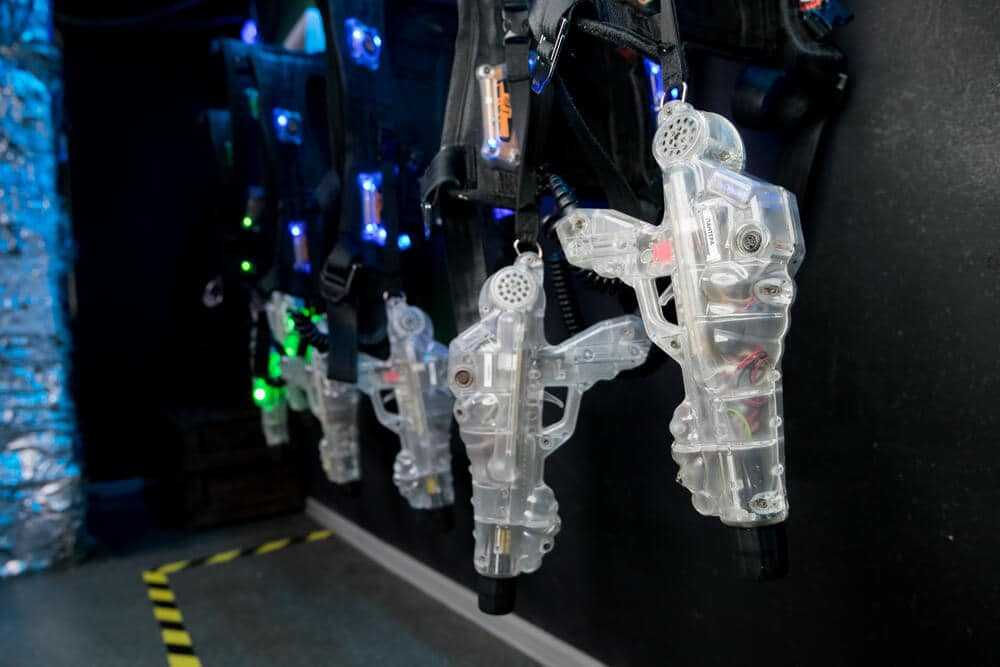 best laser tag games australia