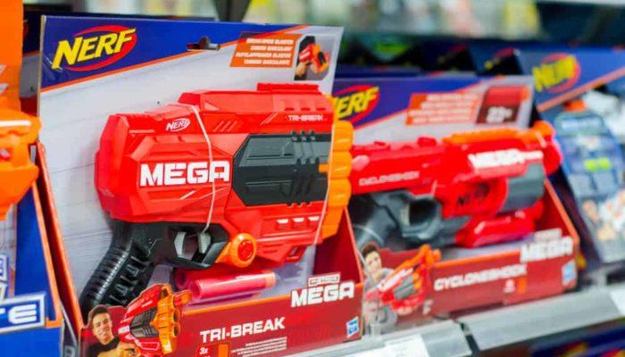 best nerf guns australia