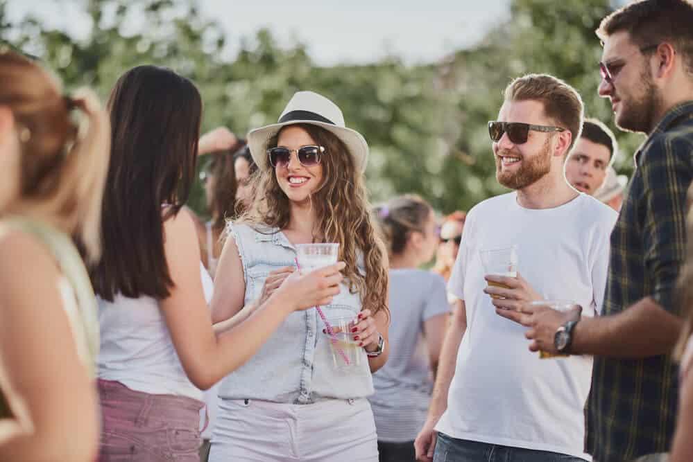 best outdoor party games