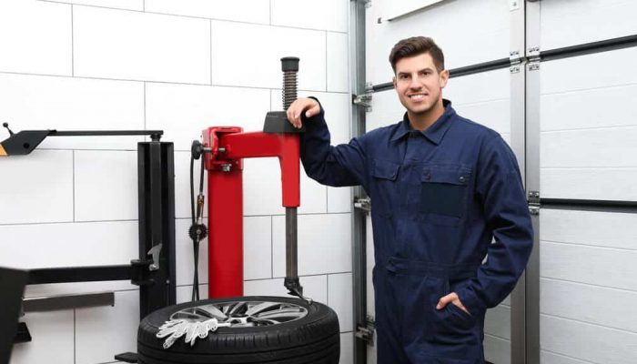 Best Tyre Changer Machine In Australia