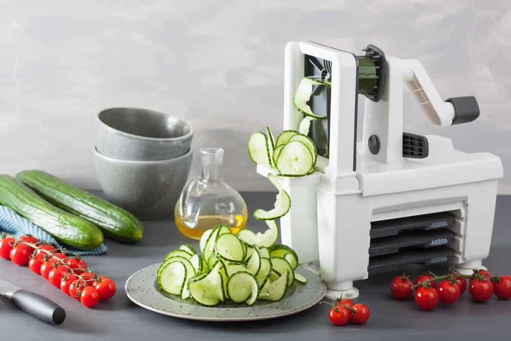 best vegetable spiralisers