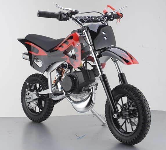 mini dirt bike pee wee