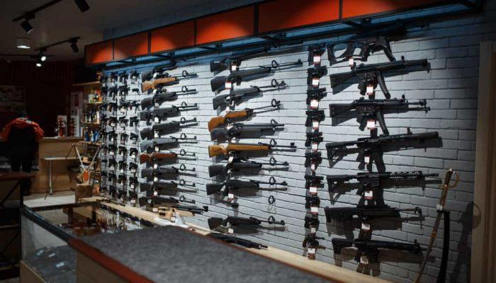 best gun stores melbourne vic
