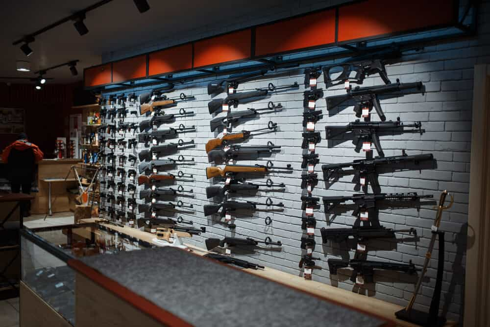best gun stores melbourne vic