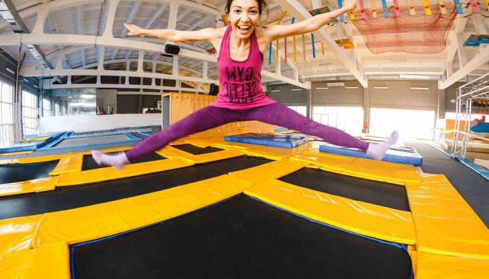 best trampoline parks melbourne
