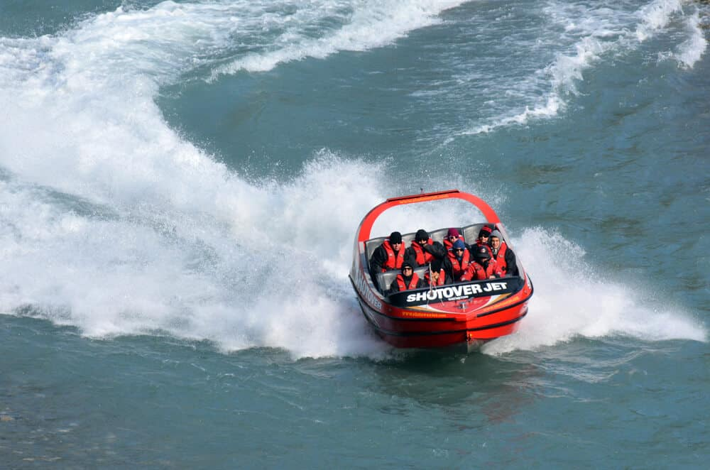 Best Jet Boating Tours Australia