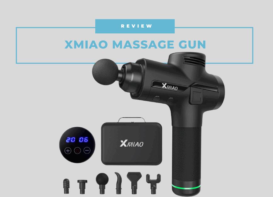 XMIAO Massage Gun Review