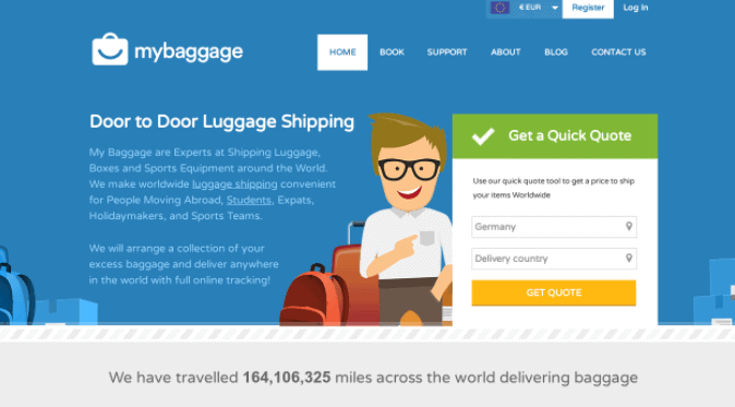 mybaggage review australia