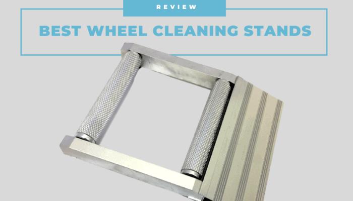Best Wheel Cleaning Stands Australia