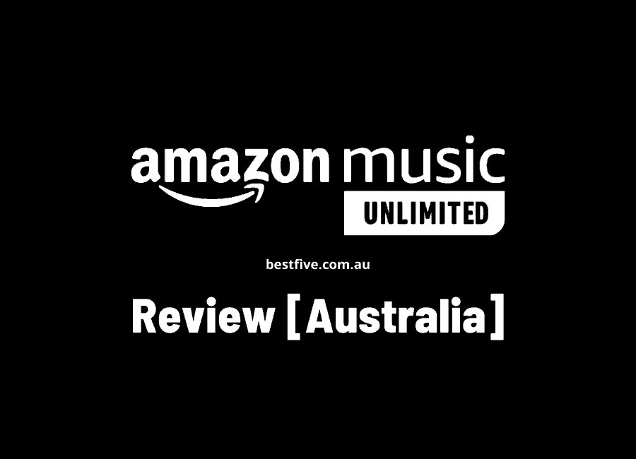 amazon music unlimited review australia