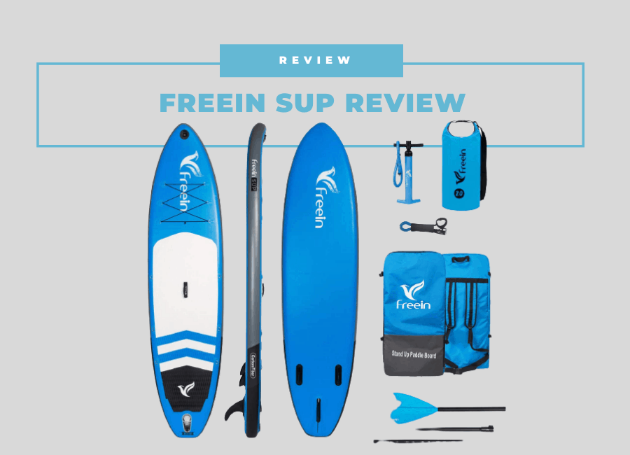 freein explorer stand up paddle board review