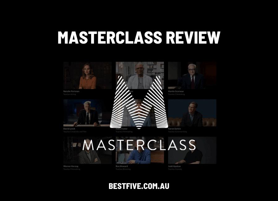 masterclass review australia